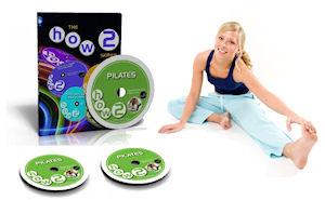 3 part Pilates DVD set - You Keep 100% of the Profits!