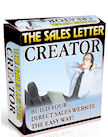 Sales Letter Creator - Master Resale Rights