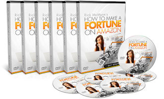 How to Make a Fortune from Amazon 6 Part DVD Set