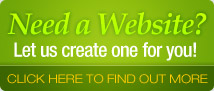 Need A Website? Let Us Create One For You!