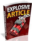 Explosive Article Tactics - Master Resale Rights