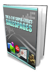 The A-Z of Super Effective Sales Pages